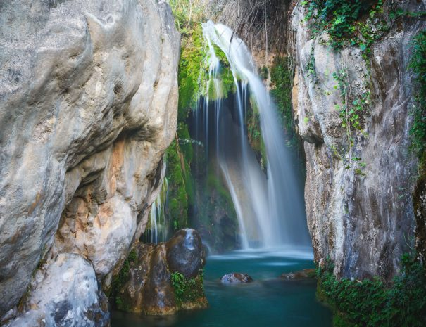 algar waterfall