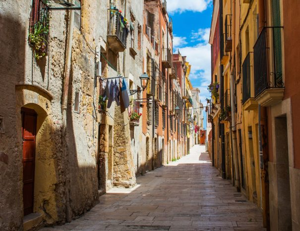 alicante old street