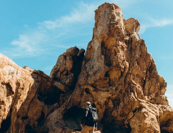 hiking cruz de la muela
